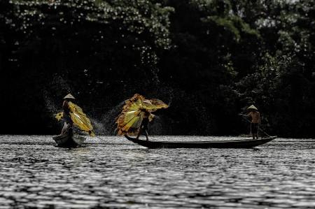 fishermen's dance