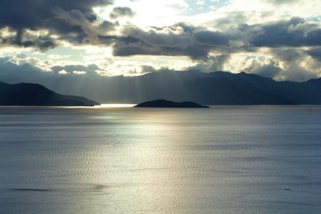 Beauty of Lake Paniai