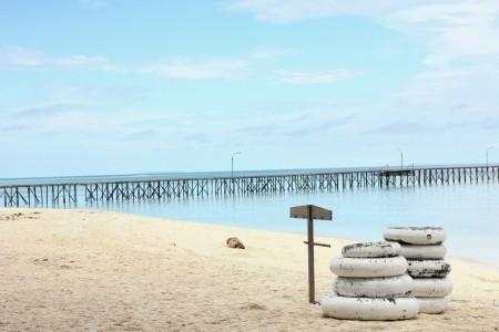 White Sands of Derawan