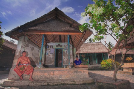 Bali's Village Life
