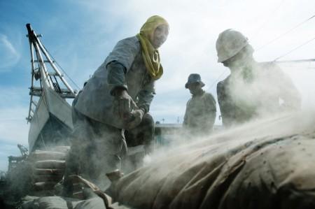 Pekerja Sunda Kelapa