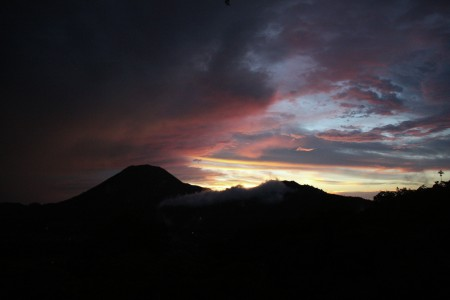 Mount Lokon - Tomohon (North Sulawesi)