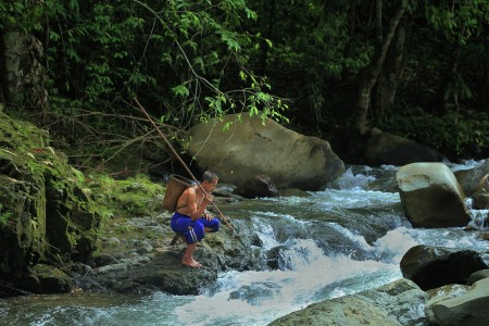 The river hunter