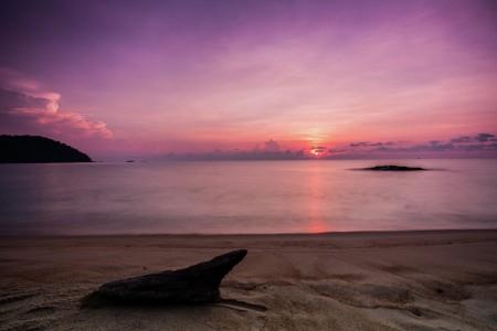 Pulau Tioman Sunrise