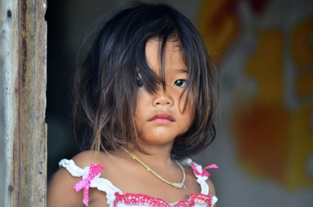 Kalimantan Child