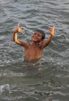 Ke ceriaan Anak Aceh