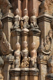 Ancient Carvings of Myanmar