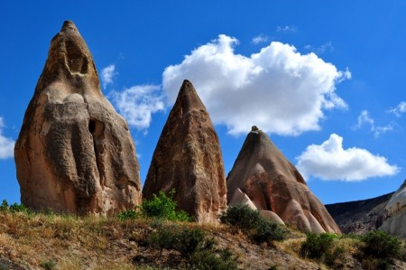 Somewhere in Goreme